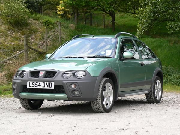 Rover Streetwise серии 2005 года