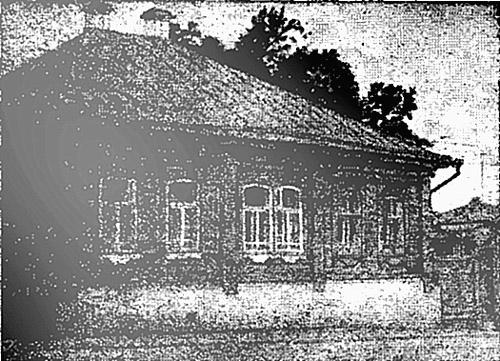 Дом 36 на улице Вольной