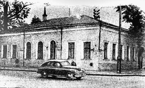Дом 17 на ул. Симановского