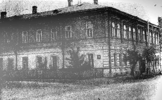 Дом 30 на Комсомольской улице
