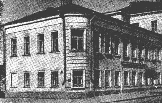 Дом 52 на Советской улице